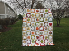 Freebird by Momo twin size quilt (s.o.t.a.k handmade) Tags: momo quilt patchwork freebird