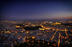Nights of Athens (Christophe_A) Tags: city blue night nikon published nightscape athens wdc clear greece hour christophe d90 αθηνα whatdigitalcamera tokina116 christopheanagnostopoulos χριστοφοροσαναγνωστοπουλοσ χριστόφοροσαναγνωστόπουλοσ