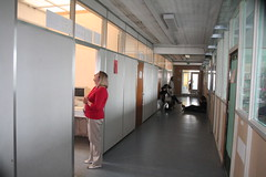 Institut Notre-Dame de Lourdes  Laeken - Le 3me tage, avant travaux (aa-segui) Tags: bruxelles segui btiments scolaires aasegui