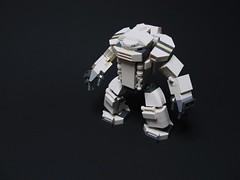 Wyze Wyrkz Atmoes-Suit II (Wyrk Wyze) Tags: robot lego hard suit mecha bot mech moc