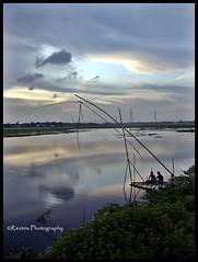 Afternoon Twilight! (Rectrix) Tags: sky cloud twilight sony bangladesh rectrix tongi flickraward5 ringexcellence blinkagain bestofblinkwinners artistoftheyearlevel3 artistoftheyearlevel4 musictomyeyeslevel1 flickrstruereflection1