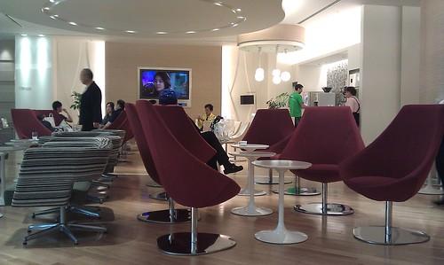 KAL Lounge @ Narita airport
