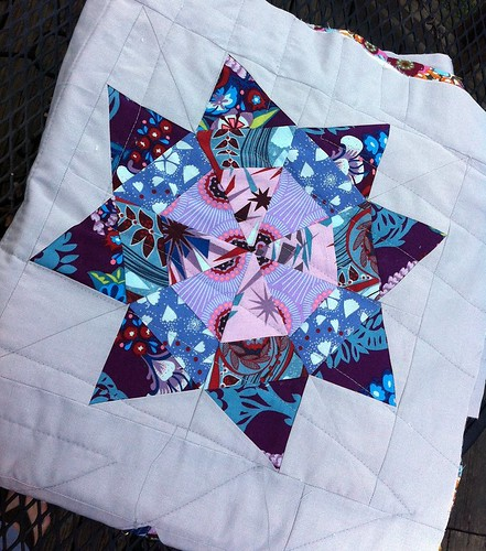 Lucky stars quilting