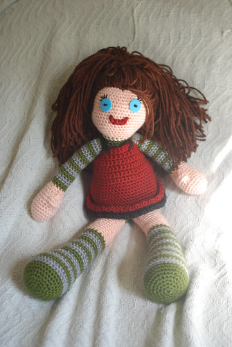 Livi's doll