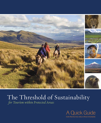 The Threshold of Sustainability for Tourism within Protected Areas