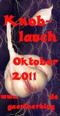Garten-Koch-Event Oktober 2011: Knoblauch  [31.10.2011]
