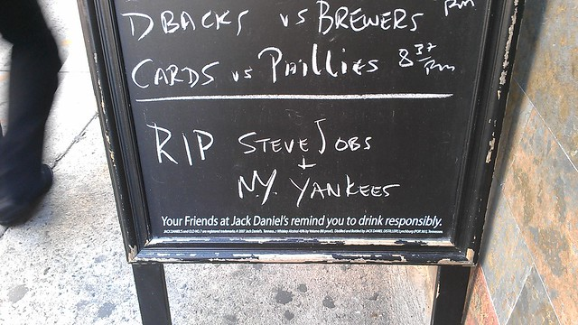 Memorial messages from Cafe 31 Bar & Grill