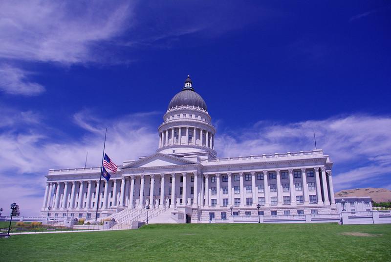 美國西部自由行。猶他州