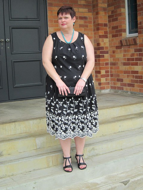 Dress for Brisbane wedding