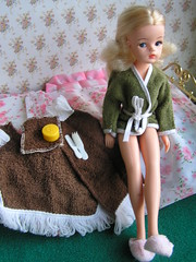 Pedigree Sindy in high and dry from 1976 (Daisy-Maria) Tags: vintage dolls clothes 70s outfits pedigree sindy
