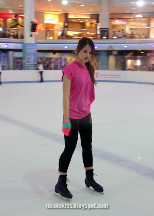 ice skating champion