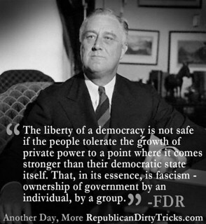 FDR On American Facism