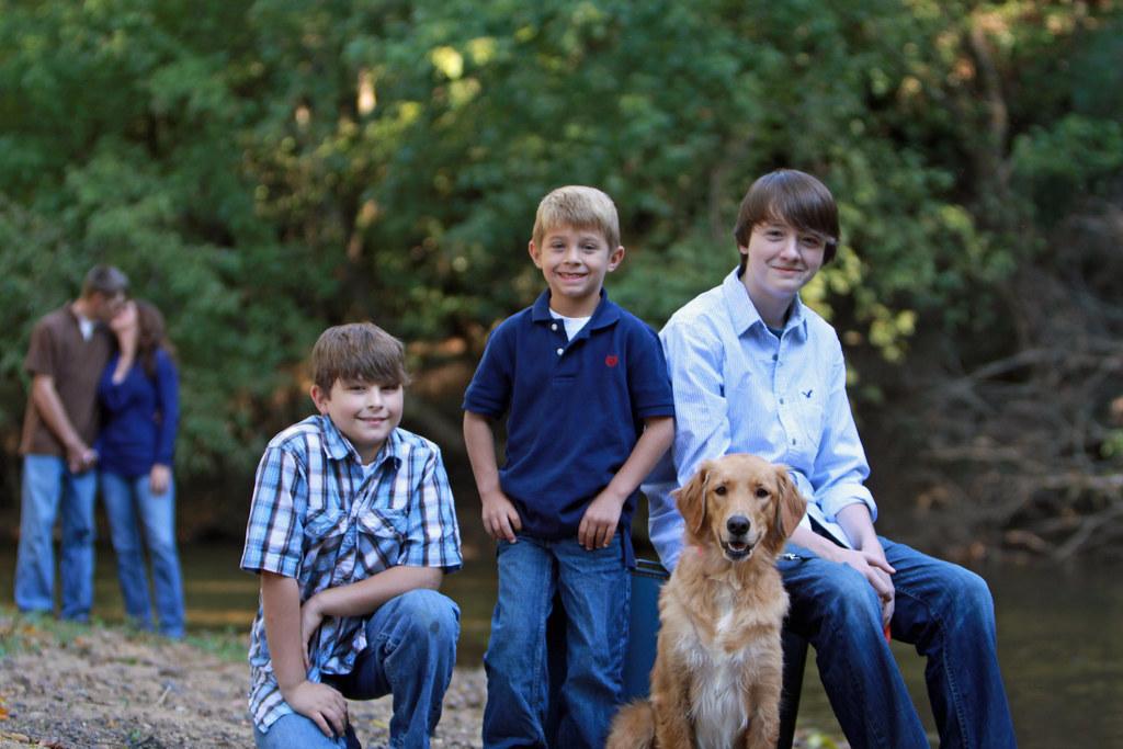 The Cain Family 12