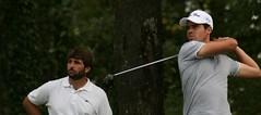 Allianz Golf Open de Lyon : I.Ginner & V.Riu (nbrossault) Tags: golf european tour open lyon ain allianz gouverneur challengetour
