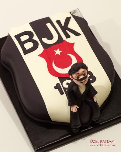 Feridun Düzağaç'ın Beşiktaş Pastası