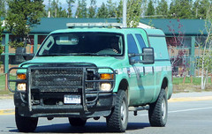U.S. Forest Service Truck (Photo Nut 2011) Tags: truck montana forestservice westyellowstone