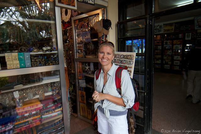 Arusha airport gift shop