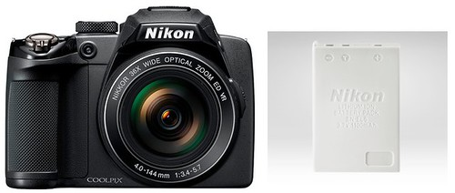 Nikon P500 plus EN-EL5 -- Battery Life