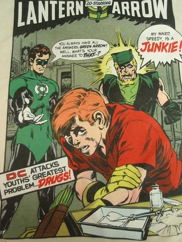 Green Lantern #85 cover