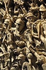 The faceless hero on the Sarcophagus of Portonaccio