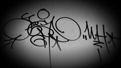 AEST (BLACK VOMIT) Tags: dumpster graffiti ol virginia tag south dirty richmond mc dos va d30 wh aest aest2