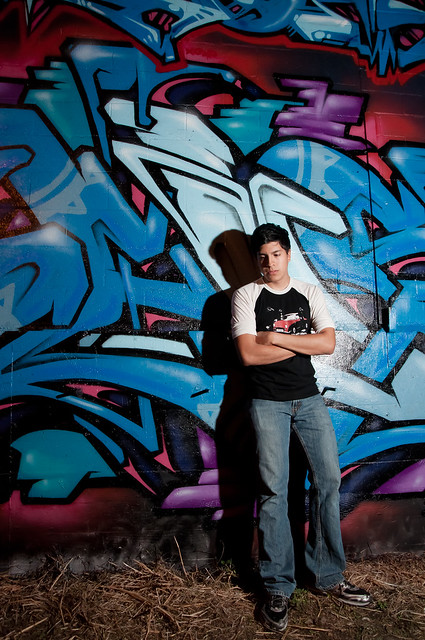 Graffiti: David