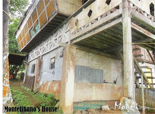 MONTELIBANO'S HOUSE