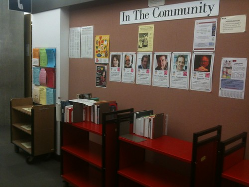 Community information and library guides