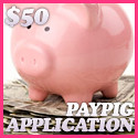 Paypiggy Application