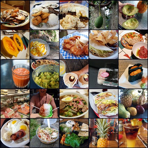 Foods of Hawaii!