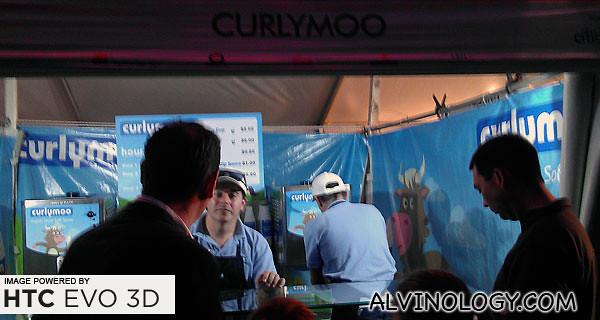 Curly Moo Yoghurt - http://www.curlymoo.com