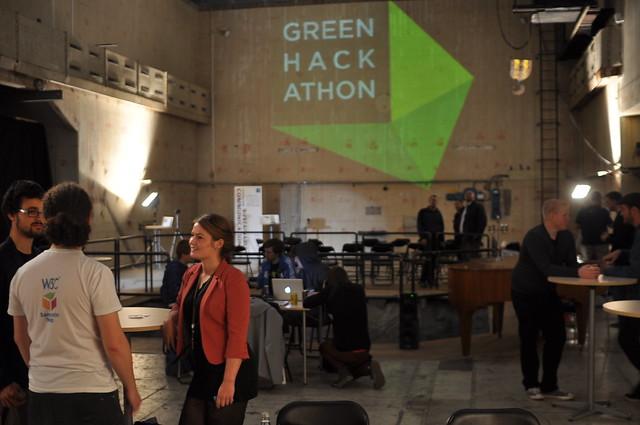 Green hackers