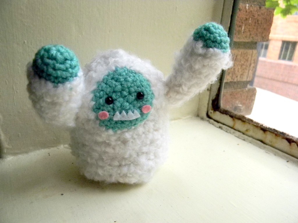 The Worlds newest photos of crochet and yeti - Flickr ...