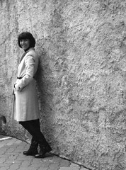 gray and gray in black and white (maryateresa2001) Tags: portrait blackandwhite face mtd grigio gray bn ritratto sanremo maryateresa