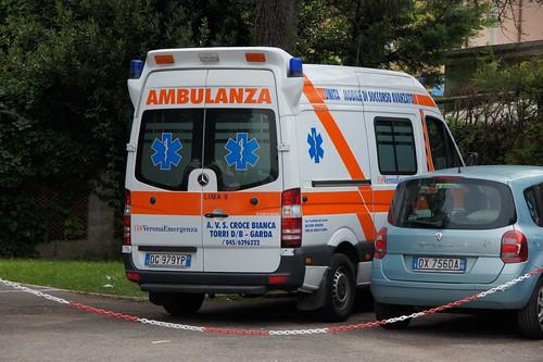 Ambulanza - foto di HHA124L