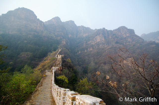 Toward the Yellow Cliffs