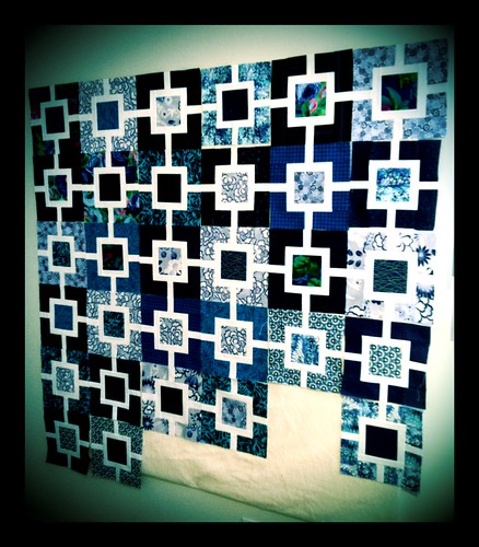 Blue Quilt Updated