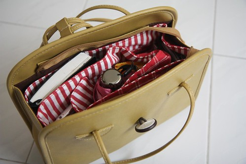 super-long purse organizer