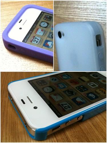 100円iPhoneケース