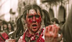IMG_3692 (Meian') Tags: paris walking dead death blood zombie walk mort makeup gore rotten sang maquillage pourri meian 2011 putrefi putrify