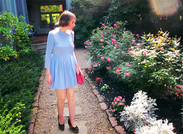 Roycroft garden