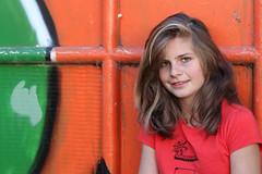Kelly - 15 years old (RURO photography) Tags: 15 greeneyes blond kelly brunette mechelen bruin age15 blondje maline digitalcameraclub 15jahre 15ans blondine modellennet decomet cheeqygirl