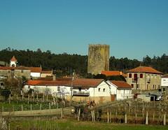 Torre de Lapela (Monção, Portugal)