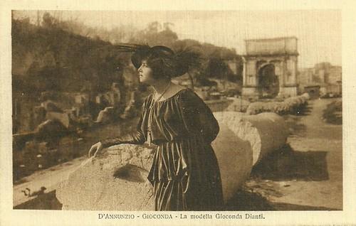 Helena Makowska in La Gioconda