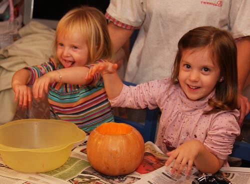 Pumpkin Carving with Carmen