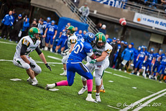 _MG_1155 (Alexandre Agassian) Tags: canada football university quebec montreal or vert sherbrooke et gilles duceppe carabins