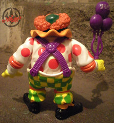 """Bodacious Birthday"" TEENAGE MUTANT NINJA TURTLES ::  TEENAGE MUTANT NINJA TURTLES ::  CRAZY CLOWIN' MIKE iii (( 1992 ))"