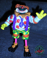 """Bodacious Birthday"" TEENAGE MUTANT NINJA TURTLES ::  TEENAGE MUTANT NINJA TURTLES ::  CRAZY CLOWIN' MIKE iv (( 1992 ))"