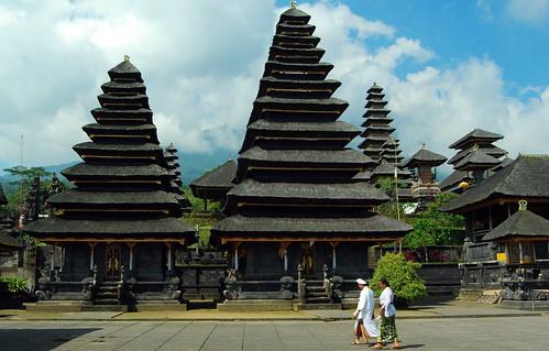 Hindu Temples Of Pura Ulundanubatur