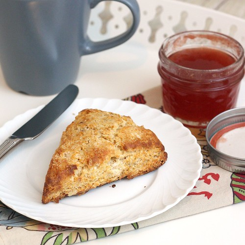 TWD: Honey Nut Scones